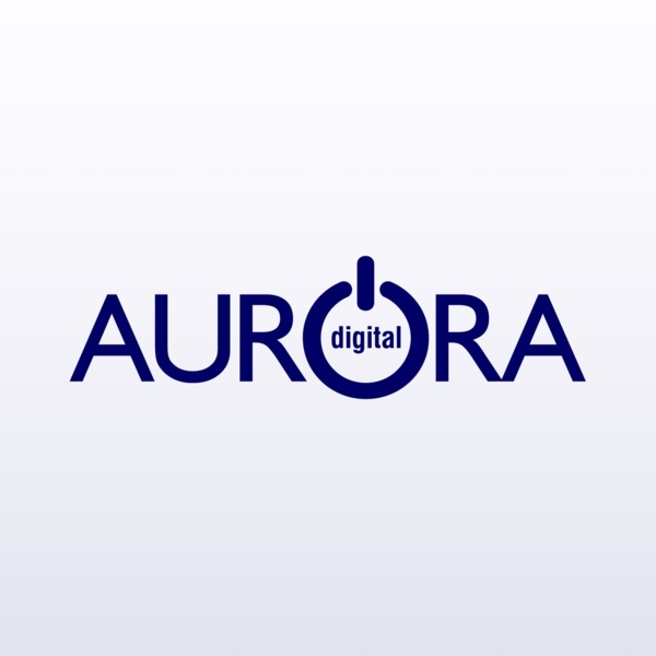 Логотип для «Aurora digital»