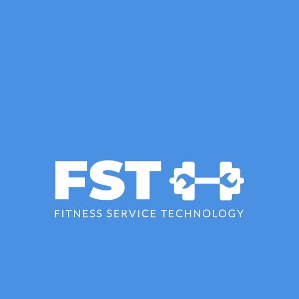 Логотип FST fitness service technology