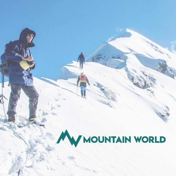 Сайт организатора альпинистских туров MountainWorld